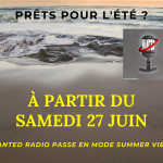 Wanted Radio en mode été